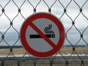 Smoking ban in USA