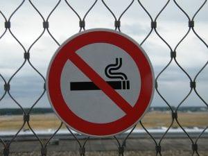 Smoking ban in USA