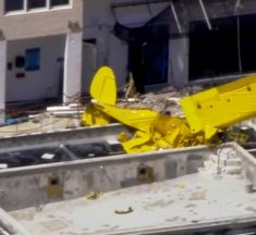 Plane crashes into Fort Lauderdale condo, pilot killed