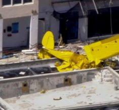 Plane crashes into Fort Lauderdale condo, pilot killed